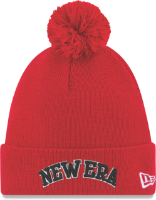 New Era Knit Pom Pom